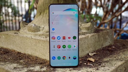 OnePlus 8 Pro leaked image shows tech that could beat the Samsung Galaxy S11