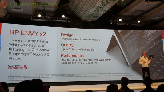 Qualcomm PC Push Materializes In ASUS and HP Laptops