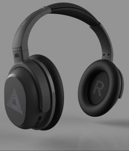 Audeara - headphones with built-in hearing test