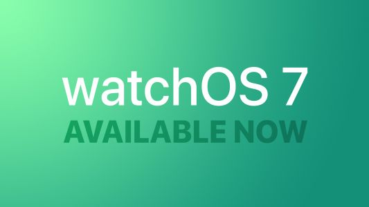 Apple Releases watchOS 7 With New Watch Faces, Family Setup, Sleep Tracking, Handwashing Help and More
