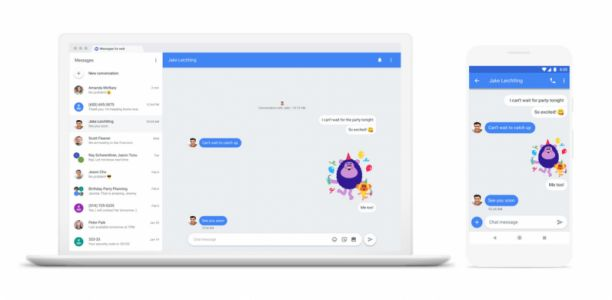 Android Messages gets a little closer to iMessage with desktop support