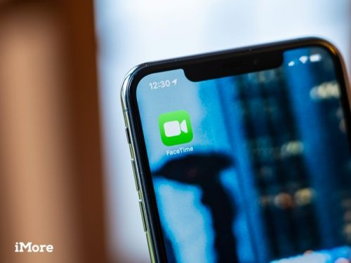 Blur your background in FaceTime calls with Portrait Mode