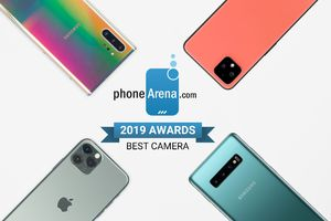 PhoneArena 2019 Awards: Best Camera Phones