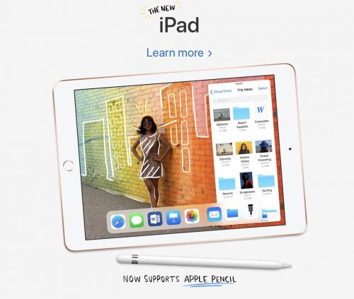 Apple Made Up Ground in Education Yesterday, But Still Has Plenty of Homework- Part 2