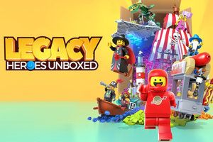 Gameloft reveals new LEGO-themed team-battle RPG for Android and iOS