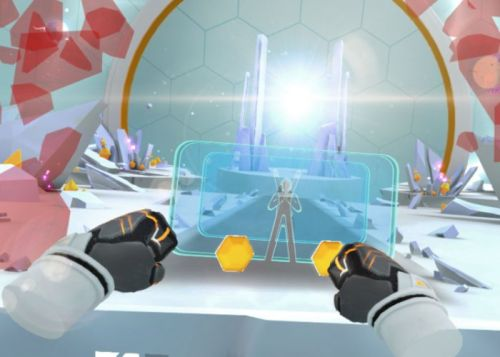 OhShape VR rhythm game launches on PlayStation VR