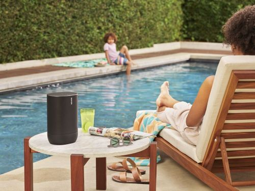 Sonos Move is The Company's First Bluetooth Speaker