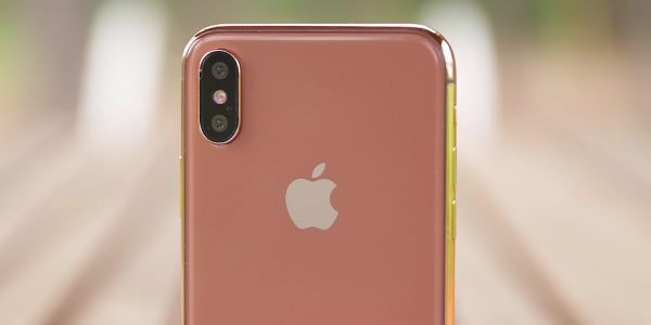 Gold color iPhone X rumored to have started production