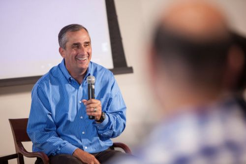 Intel CEO Brian Krzanich resigns over workplace relationship