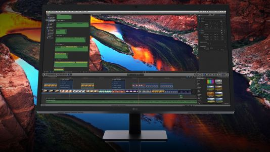 LG's 4K Mac monitor is at its cheapest price yet today only
