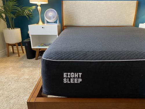 Review: Eight Sleep 'Pod Pro' iPhone-Connected Mattress Offers Temperature Controls and Sleep Tracking