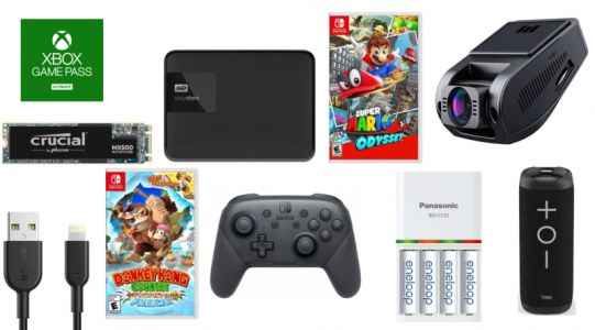 Dealmaster: Get a Nintendo Switch Pro Controller for $50