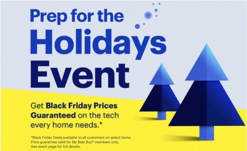 """Best Buy's """"Prep For The Holidays Sale"""" Discounts Philips Hue, Sony Smart TVs, Roku & More"""