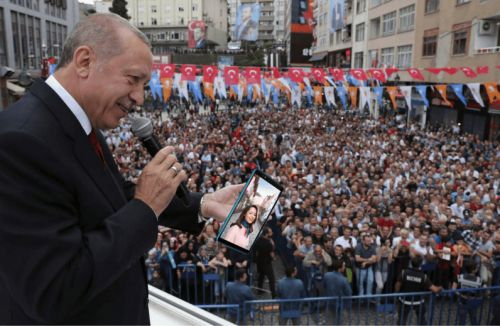 Turkey's president wants people to buy this homegrown phone instead of the iPhone