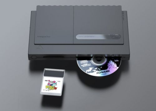 Analogue Duo lets you play very NEC system and game format ever made without emulation