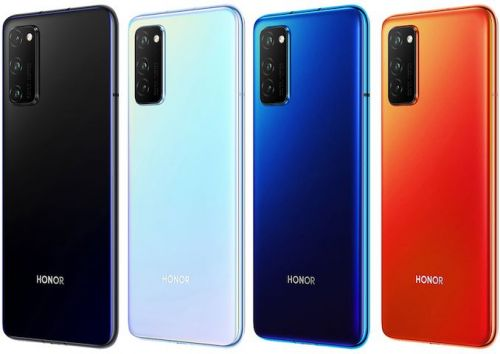 Honor Launches View30 5G Smartphones: 6.57-Inch, Kirin 990, 40MP