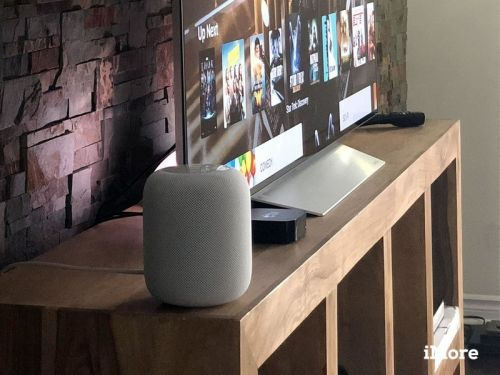 Apple said to be working on a HomePod with an attached iPad-like screen
