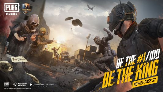 PUBG Mobile 0.12.5 update brings Royale Pass Season 7, new weapon and more