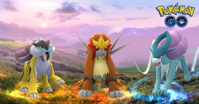 'Pokemon GO' Legendary Beasts Raikou, Entei and Suicune Will Start Appearing From Today