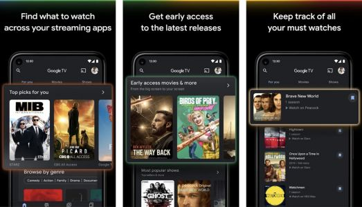 Google TV app may soon add universal remote functionality