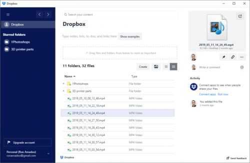 Dropbox silently installs new file manager app on users' systems