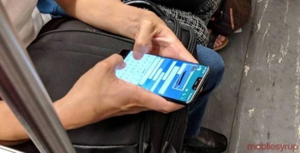 Pixel 3 XL Spotted In The Wild Yet Again