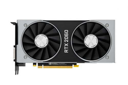 NVIDIA Cuts Price of GeForce RTX 2060 To $299