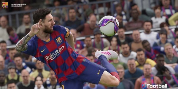 EFootball PES 2020 Mobile game for iOS and Android hits this fall