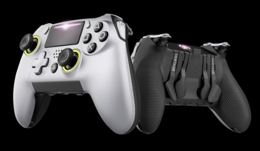 Scuf's Vantage gamepad is for pros on PlayStation 4 and PC