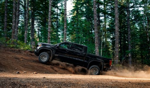 2019 GMC Sierra AT4 gets new Off-Road Performance Package