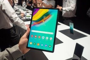 Samsung's new Galaxy Tab S5e and Galaxy Tab A 10.1 are coming to the US on April 26