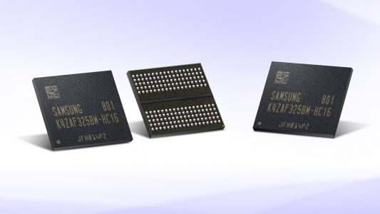Samsung first to mass produce GDDR6 memory for next-gen graphics cards