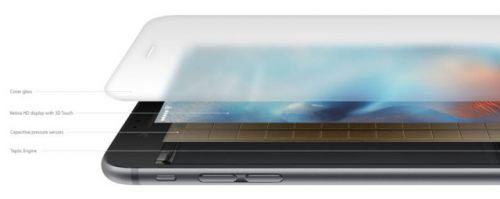 Apple's Rumored 6.1-inch iPhone Won't Come With 3D Touch