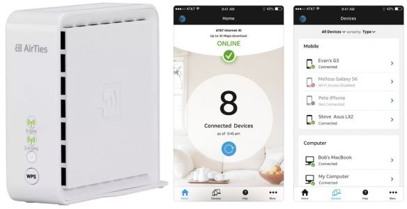 AT&T Launches $35 Smart Wi-Fi Extender to Boost Coverage by Up To 1,000 Square Feet
