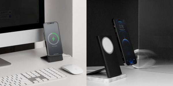 Native Union launches Rise MagSafe Dock for iPhone 12 with clean, minimalist design