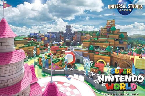 Super Nintendo World Pits Visitors Against Bosses, Each Other