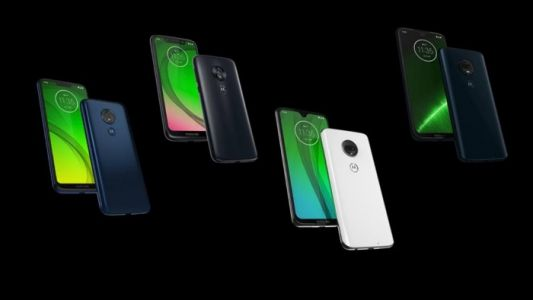 Here are the specifications of the new Motorola Moto G7 smartphones