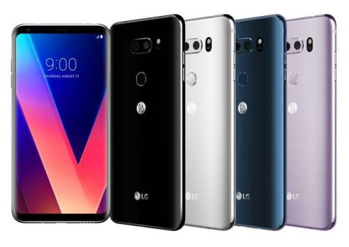 LG V30 And LG G6 Will Join The Android Enterprise Recommended Program
