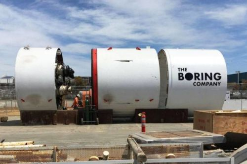 Musk's Boring Company Also Wants To Dig Sewers