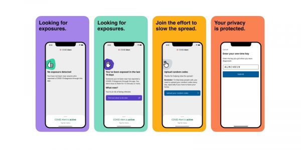 COVID Alert app, built with Apple and Google Exposure Notification API, now available in Canada