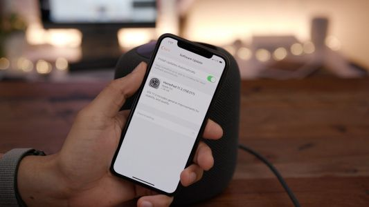 How to update your HomePod to the latest software version