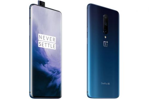 OnePlus Teases the OnePlus 7 Pro 5G: Seven Pro + 5G Later This Year