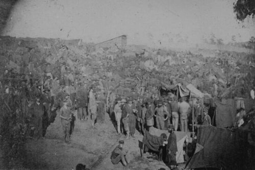 Sons born to US Civil War POWs were more likely to die young