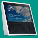"""Tap to Alexa"" turns the Amazon Echo Show smart speaker into a stationary tablet"