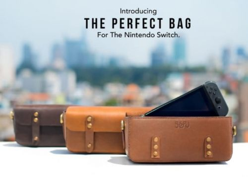 Séfu Nintendo Switch Bag