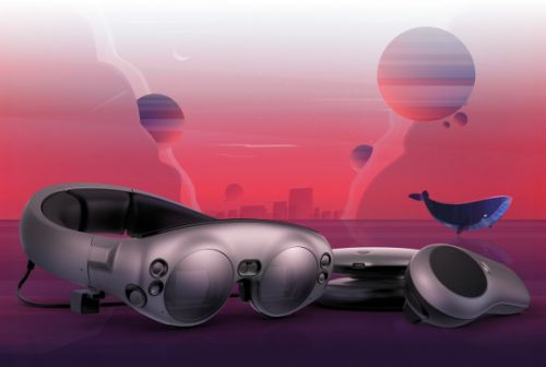 Magic Leap One testers knock fit and field of view, say 'ML2' is coming