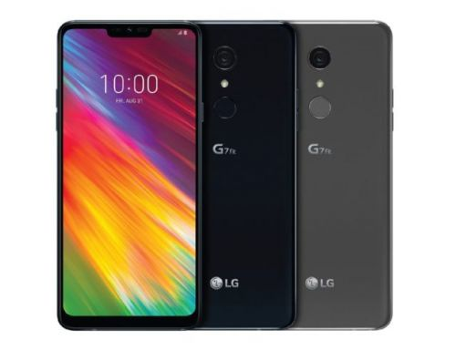 LG G7 FIT coming to key global markets with a competitive price