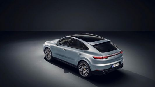 New Porsche Cayenne S Coupe now available to order