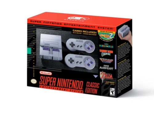 Nintendo Won't Restock NES And SNES Classic Mini Consoles