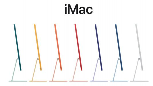 M1 iMac relocates the headphone jack to the side; here's why